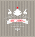christmas composition with text an abstract vector image