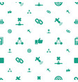 communication icons pattern seamless white vector image vector image