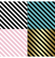 Diagonal Pattern vector image