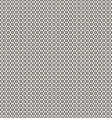seamless weave pattern vector image vector image
