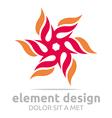 element design symbol icon vector image