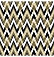 Pattern in zigzag vector image vector image