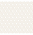seamless japanese pattern kumiko for shoji screen vector image