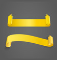 Yellow ribbon banners web for