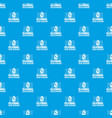 global social networks pattern seamless vector image