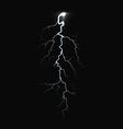 Lighting vector image vector image