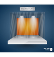 showroom products vector image vector image