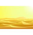 desert vector image vector image