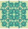 Seamless abstract floral pattern 7 vector image vector image