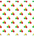 Baby cubes pattern cartoon style vector image vector image