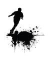 Grunge footballer