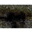 digital code vector image