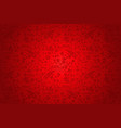 red russia background pattern with icons vector image vector image
