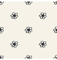 Seamless line pattern tile background geometric vector image