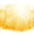 festive sparkling background vector image vector image