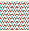abstract seamless geometric pattern of corners vector image