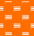 flag pattern seamless vector image vector image