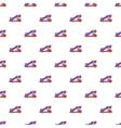 Passenger gangway pattern cartoon style vector image vector image