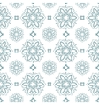 summer theme seamless pattern vector image