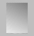 abstract geometric gradient stripe page vector image vector image