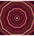 Seamless Marsala Ethnic Pattern vector image vector image