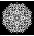 lace round 4 380 vector image vector image