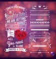 we are getting married stationery image vector image vector image