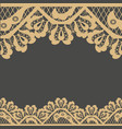 abstract frame pattern background vector image