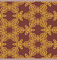 abstract seamless color pattern vector image