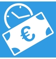 Euro Recurring Payment Icon vector image vector image