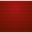 background with light and dark red rhombus vector image