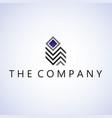 building logo ideas design background vector image vector image