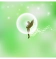 Forest fairy or elf vector image vector image