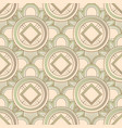 abstract seamless medieval pattern vector image vector image