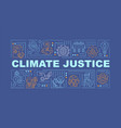 environmental responsibility concepts banner vector image