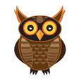owl 2 vector image vector image