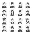 Profession Avatar Set vector image vector image