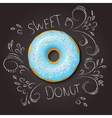 realistic isolated sweet vector image