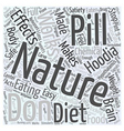 is the hoodia diet safe Word Cloud Concept vector image vector image