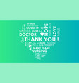 text gateful for doctors wordcloud layout heart