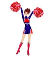 Cheerleader vector | Price: 3 Credits (USD $3)