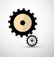 Cogs Gears vector image vector image