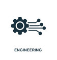 engineering icon creative simple design from