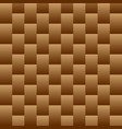 brown vertical rectangles abstract background vector image vector image