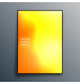 colorful gradient texture poster design for vector image