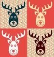 Reindeer faces