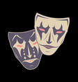 theatrical mask 7