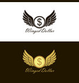 flying dollar icons vector image