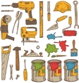 Tools for Repair vector image vector image