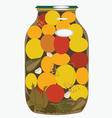 bank of yellow tomatoes vector image